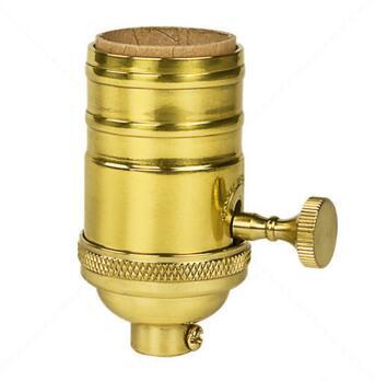 Brass socket lamp supplier & manufacturer