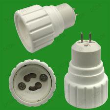 Mr16 to gu10 adapter Plug Halogen Light lamp Lamp Converter