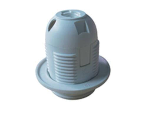 Light bulb fittings plastic lamp holder