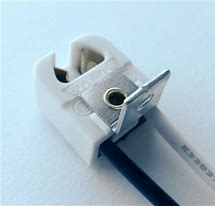 T4 bulb socket for led fluorescent lamps