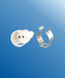 G5 Push on T5 fluorescent lamp holders base Screw fixing