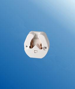 Single G13 F40 LED fluorescent lighting fixture