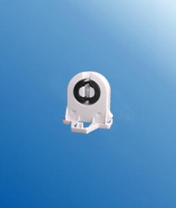 Single T8 Push in fluorescent LED lamp holders G13 F266 C2