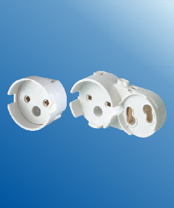 T8 Push on fluorescent LED tube lamp holders G13 F05 DS