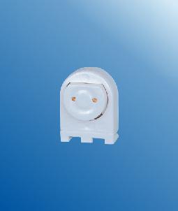 T8 Slide on screw LED fluorescent lamp holders G13 F05