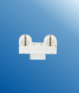 Twin Double fluorescent lamp holders G13 F263 D base G13 F263 D