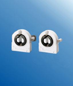 G13 F41 End fixing lamp holders fluorescent light fixture sockets
