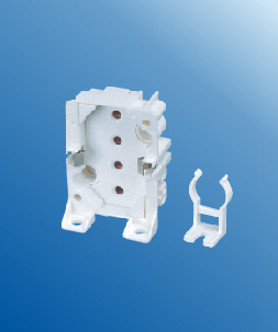 2G11 4 Pin H Tube plug in surface mounted lamp holders