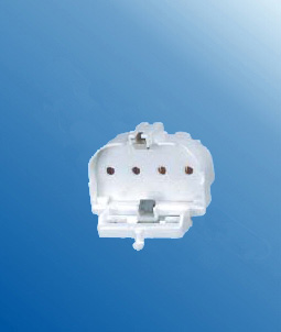 2G11 4 Pin H Tube Snap in surface mounted lamp sockets