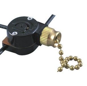 Canopy pull chain switch GE 7013