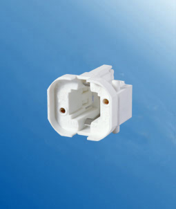 G24d GX24d 2 pin plug in CFL lamp holders