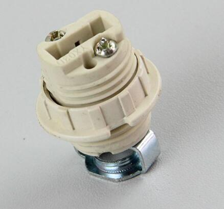 G9 ceramic lamp holder socket base m10 bracket