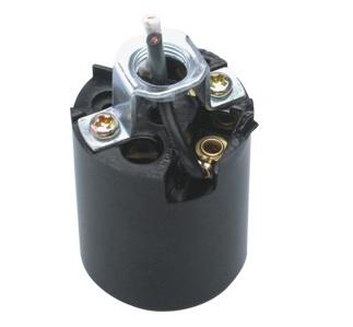 GE-6002-3 E26 Phenolic Light Socket