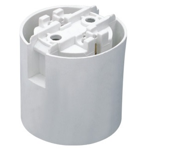 GE-6050 E27 Plastic lamp socket