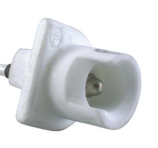 GL-300 Ceramic lamp holder socket base