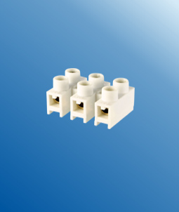 Low Voltage PCB 100 Amp Plastic Spade Screw Terminal Block