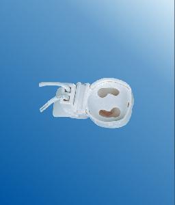 Fluorescent Starter holder Push on lamp socket
