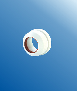 Sleeve for T8 lamps diameter 26 mm