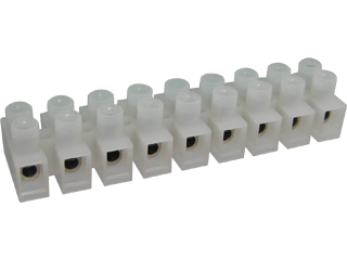 Terminal Block for lighting wire connection screw strip